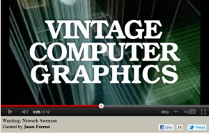Vintage Computer Graphics