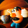 Fisheye Potatohead
